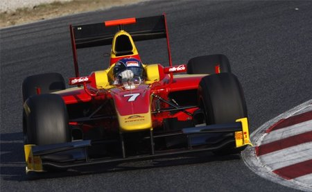 Fabio Leimer competirá con Racing Engineering la GP2 en 2012