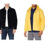 Chollos en tallas sueltas de cazadoras, forros polares y abrigos de marcas como Levi's, The North Face o Helly Hansen en Amazon
