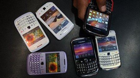No te gustan las BlackBerry, ¿Tal vez seas alérgico a ellas?