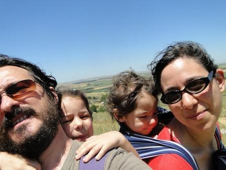 La foto de tu bebé: familia canguro