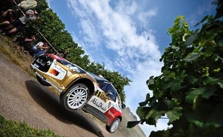 Rallye de Alemania 2013: Dani Sordo se acerca a Thierry Neuville