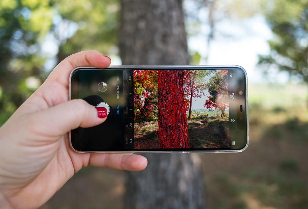 Xiaomi Mi 8 Camara Trasera