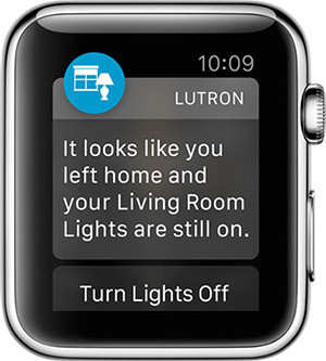 Notificación Apple Watch