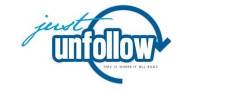 JustUnfollow, elimina masivamente a quienes no te siguen en Twitter