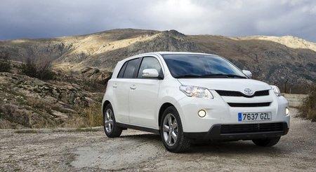Toyota Urban Cruiser, pequeñas novedades para 2011