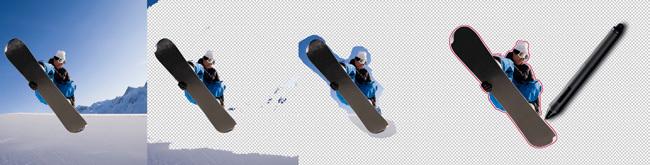 Snowboard Intuos5