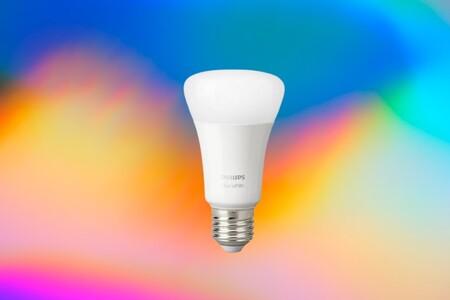 3x2 en Philips Hue en MediaMarkt: aprovecha la promoción y compra bombillas inteligentes por poco más de 10 euros