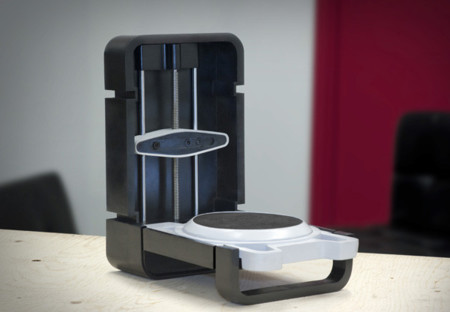 Matterform quiere que Photon 3D sea el primer escáner 3D asequible
