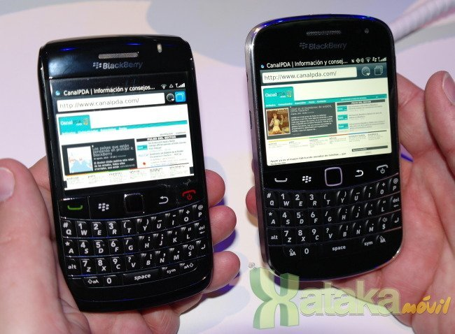Blackberry 7 phones