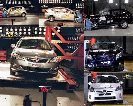 EuroNCAP - Lo mejor de 2009
