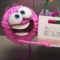 'Purl', el primer corto gratuito de Pixar con el que inauguran un nuevo enfoque en internet y los nuevos cineastas