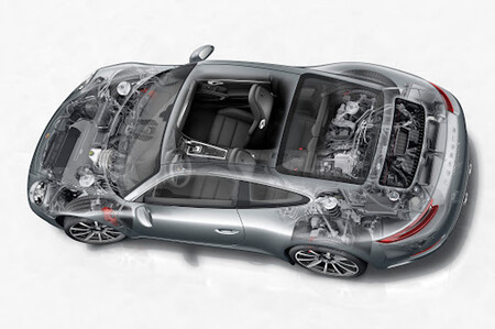 Porsche 911 Electrico 2030 5