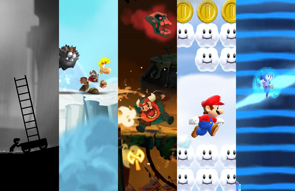 Los 15 Mejores Juegos De Plataformas Para Android