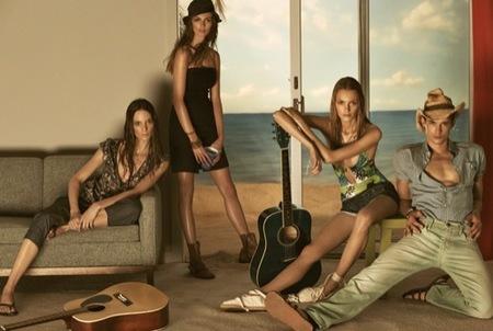 Pepe Jeans, colección Primavera-Verano 2009 II