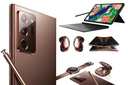 Samsung confirma que presentará cinco dispositivos en su Unpacked: estos son los candidatos