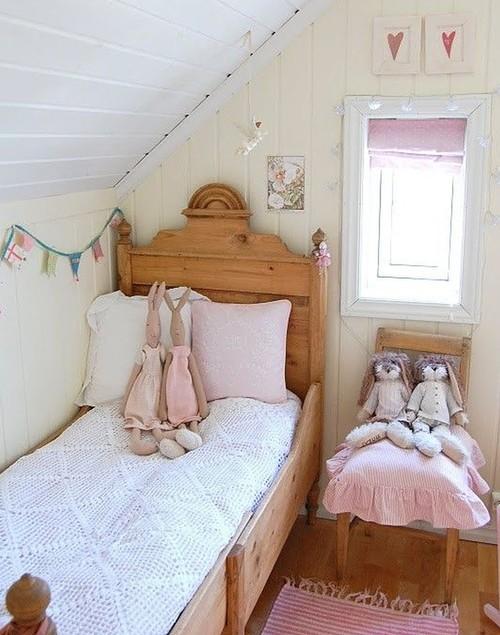 Casas de muñecas: 11 ideas para la habitación de las niñas