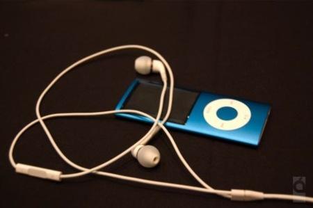 Auriculares Nano 4G Azul