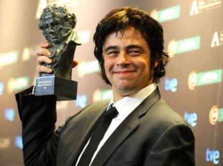 Benicio del Toro se lleva el Goya al mejor Actor