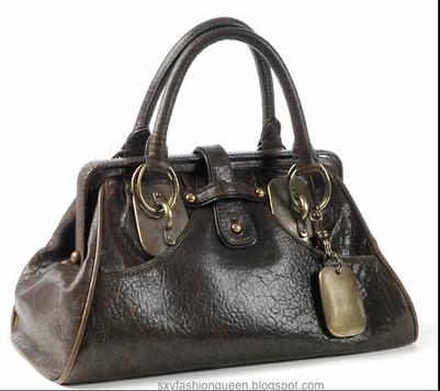 Leo Frame Bag