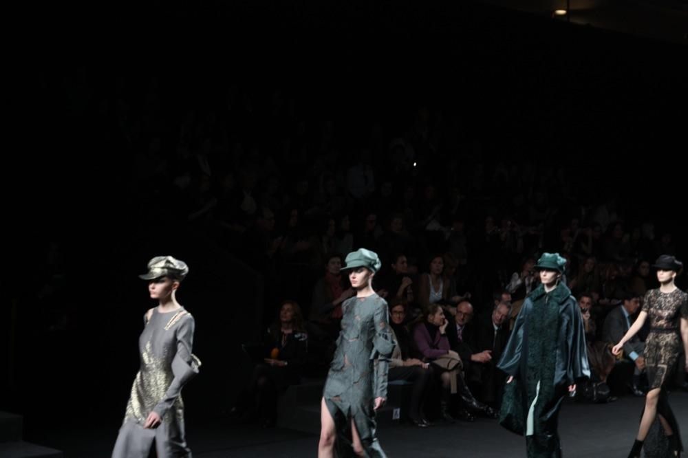 Foto de Jesús del Pozo en la Cibeles Fashion Week Otoño-Invierno 2011/2012 (47/71)