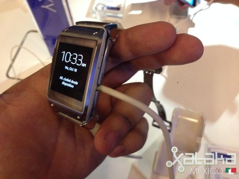 Foto de Samsung Galaxy Gear en México (3/12)