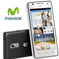 Precios Huawei Ascend G526 con Movistar y comparativa con la competencia
