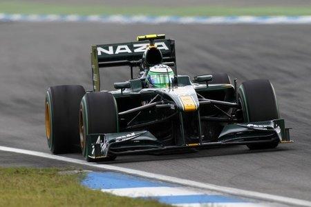 GP de Alemania 2010: Heikki Kovalainen y Force India también recibieron un toque de atención de la FIA