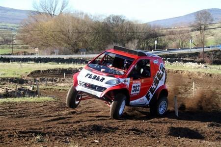 Dakar 2013: el Dakar Smart Buggy no estará en la salida