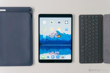 """Potencia y muchísima memoria: el iPad Pro de 10,5"""" Wi-Fi + Cellular de 512 GB más barato lo vende MediaMarkt por eBay: 783 euros"""