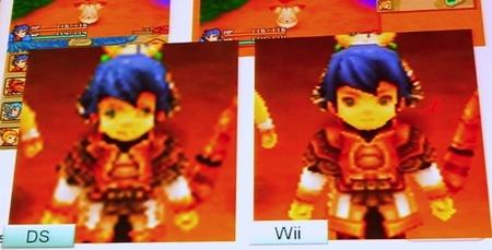 Square Enix y su sistema para realizar ports de DS a Wii