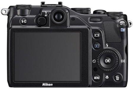 Pantalla Nikon P7000