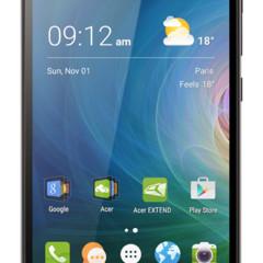 Foto 1 de 9 de la galería acer-z630s en Xataka Android
