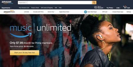 Amazon Music Unlimited, el nuevo Spotify de Amazon ya es una realidad con precios muy atractivos