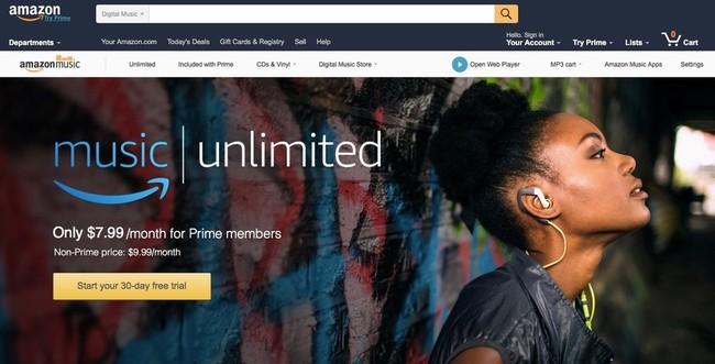 Amazon Music Unlimited 2