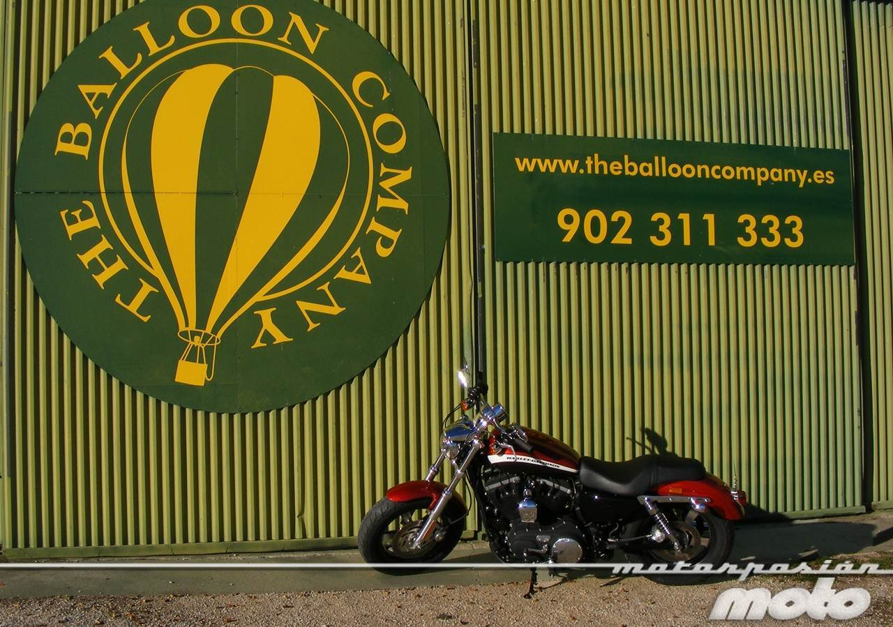 Foto de Harley-Davidson XR 1200CA Custom Limited (13/65)