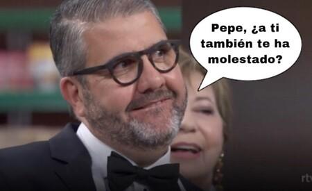 TVE fulmina a 'Flosie', el personaje homófobo de Florentino Fernández en 'Masterchef Celebrity'