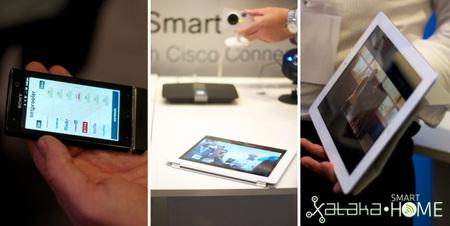 Cisco Connect Cloud, conocemos la nueva plataforma de control domótico tras asistir a su presentación en Londres