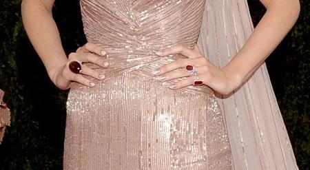 blake lively met 2014 nails