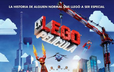 La Lego película para ver el mundo desde los ojos de Emmet