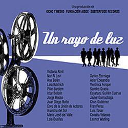 Actores españoles participan en un disco benéfico