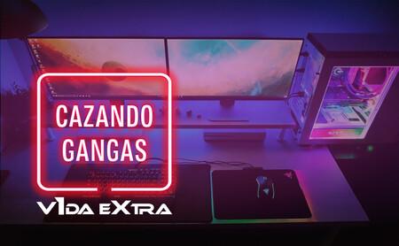 Las 19 mejores ofertas de accesorios, monitores y PC Gaming (MSI, ASUS, Razer...) en nuestro Cazando Gangas