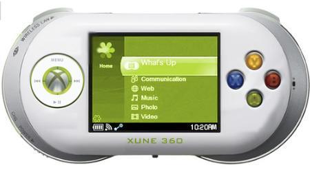 Xune, la PSP de Microsoft
