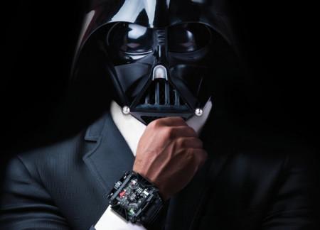 Darth Vader ya tiene su reloj Star Wars y cuesta más de 25.000 euros