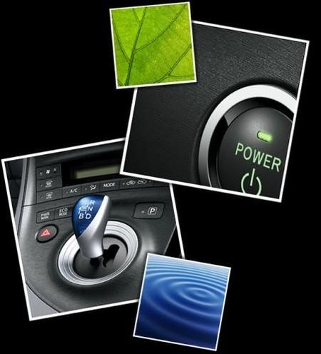 Toyota Prius - Diseño inspirado en la naturaleza