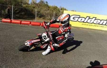 Adrien Chareyre, Campeón del Mundo de Supermotard 2011