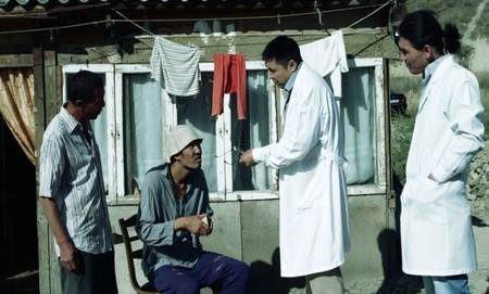 Una escena de la película Talgat de Zhanna Issabayeva