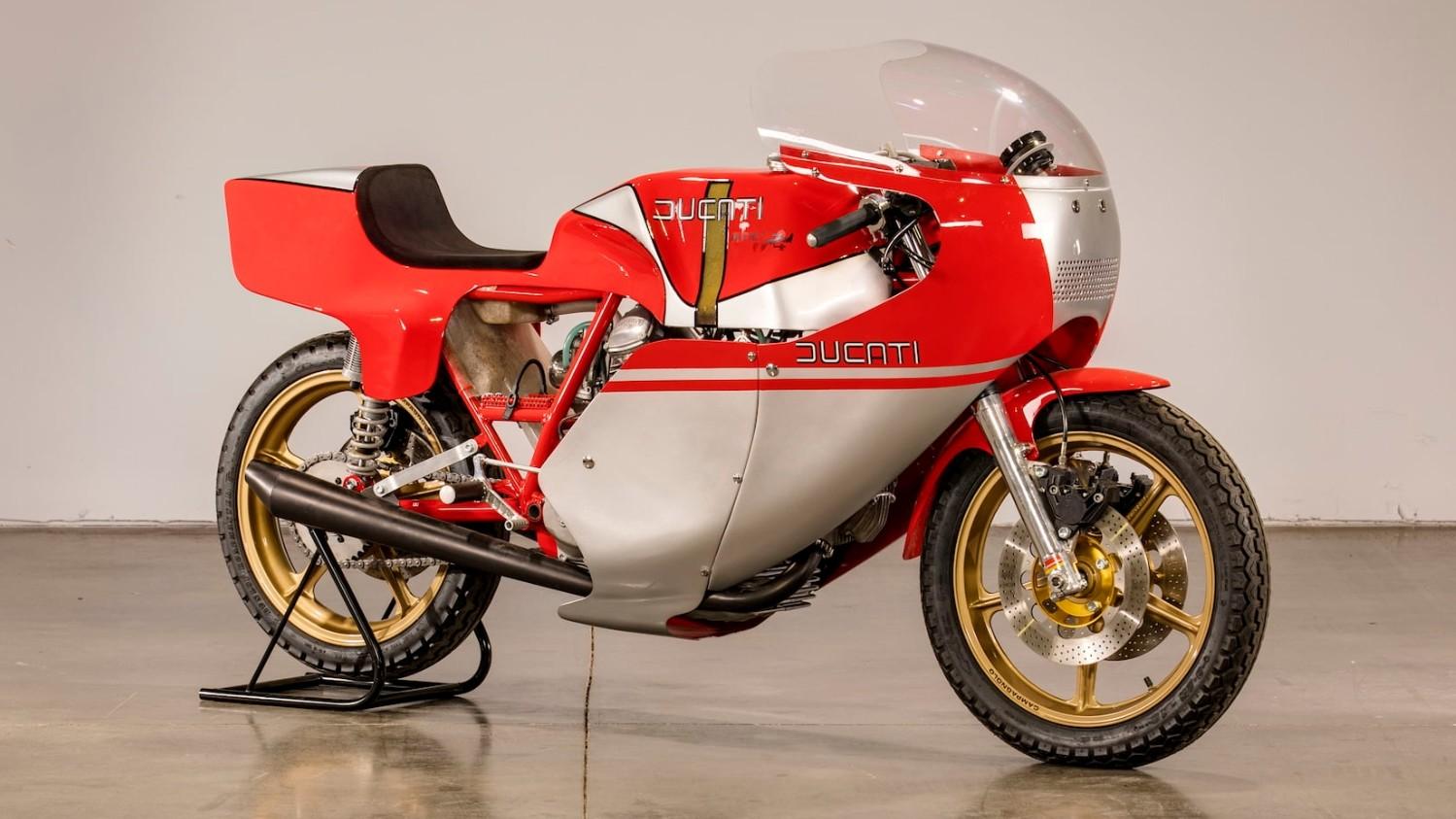 Ducati NCR 900 1978