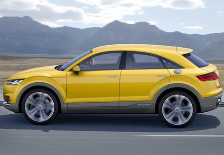 El Audi TT offroad podría llegar a producción en 2015