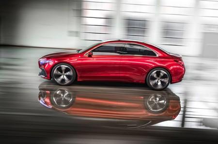 Mercedes Benz A Sedan Concept 3