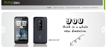 HTC potencia su comunidad de desarrolladores con HTCdev.com